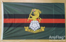 YORKSHIRE REGIMENT ANYFLAG RANGE - VARIOUS SIZES